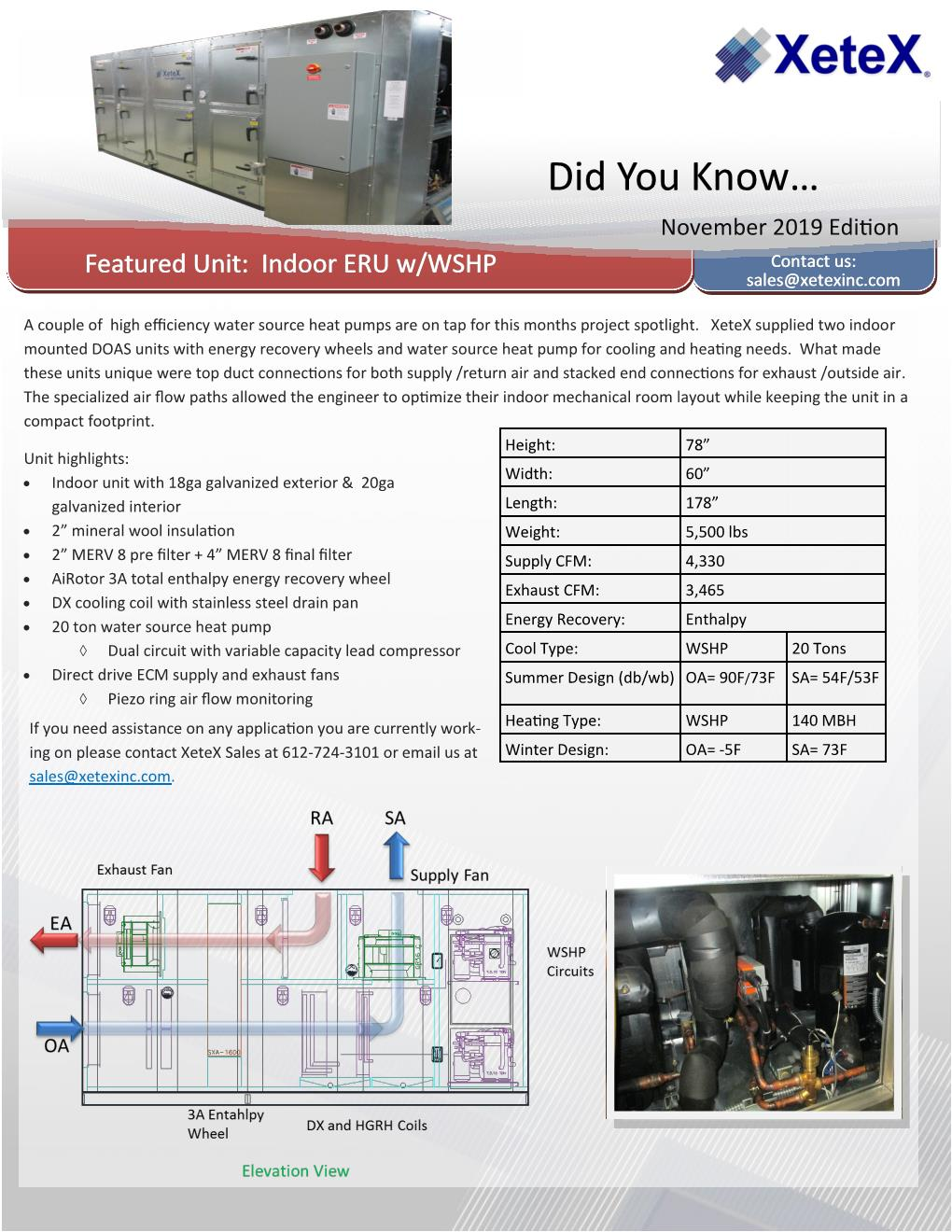 "XETEX ""DID YOU KNOW…"""